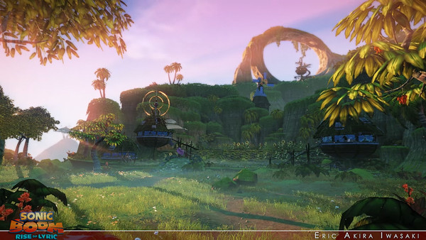 Sonic Boom: Rise of Lyric - GDC 2013 Teaser