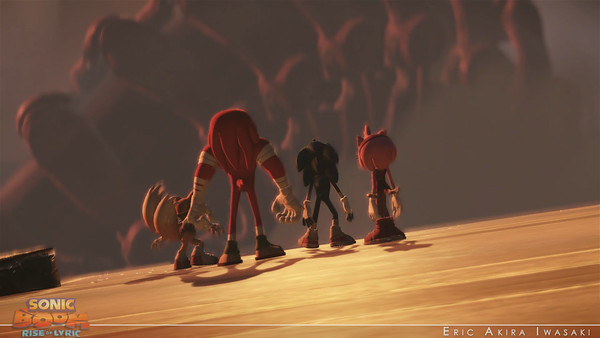 Sonic Boom: Rise of Lyric - First Playable Trailer 2012 (Worm Clip)