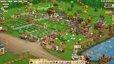 FarmVille 2 on Zynga - Google Chrome