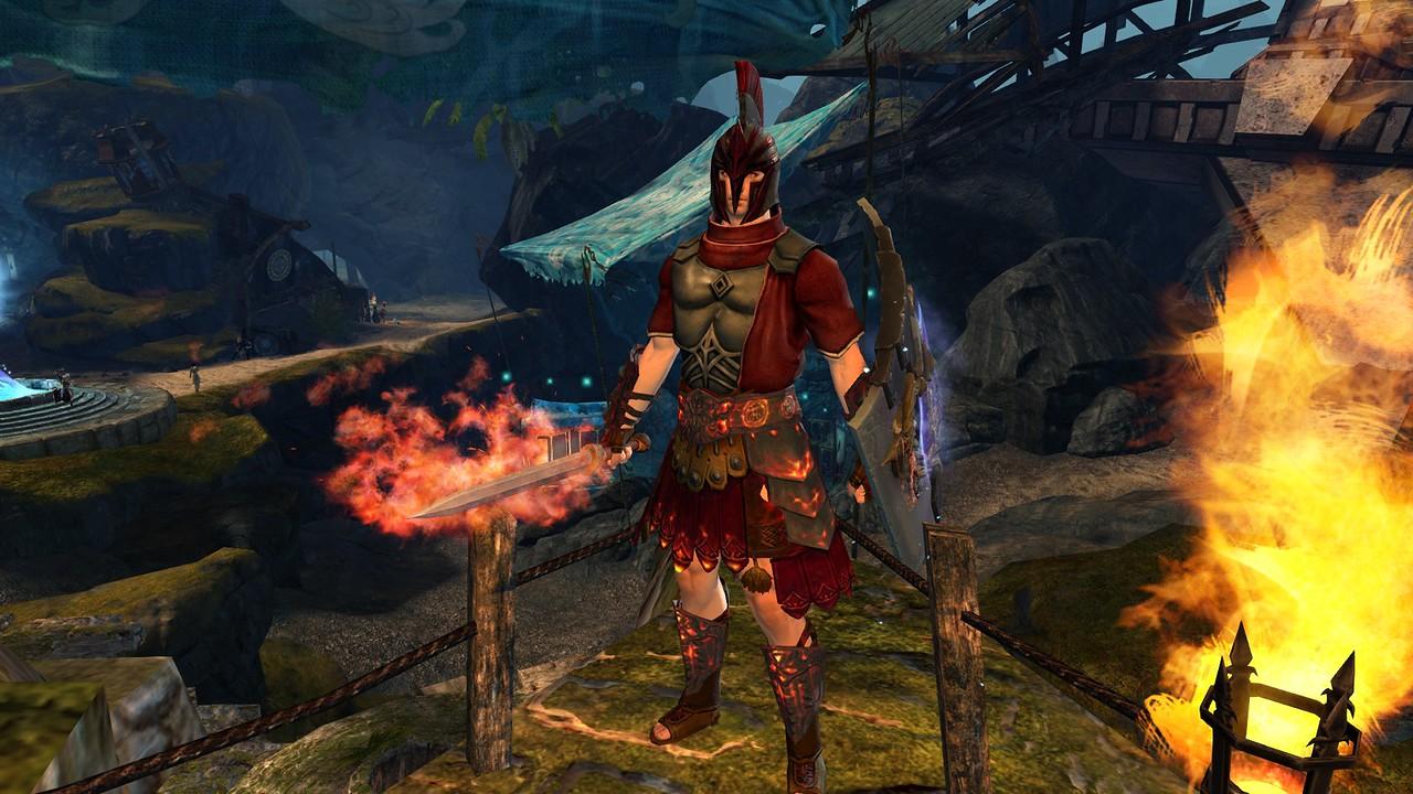 Redeye the Wall - Bearer of Firebringer