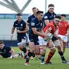 Scotland v Wales U20s World Championships 25/06/2016