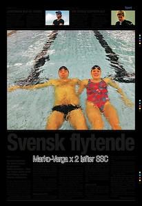 Svensk flytende