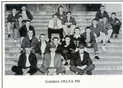 Gamma Delta Psi - Beta Alpha Chapter - Hopewell, Virginia 1957 - The Beginning