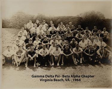 BetaAlpha VA Beach 1964