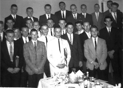Gamma Delta Psi - Beta Alpha Chapter - Hopewell, VA - April, 1960