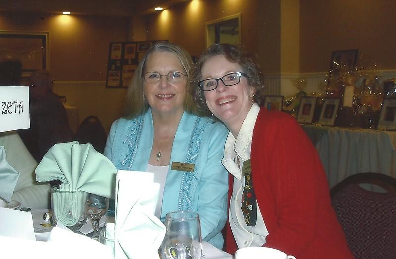 Linda Norman Golden Rose Recipient 2015