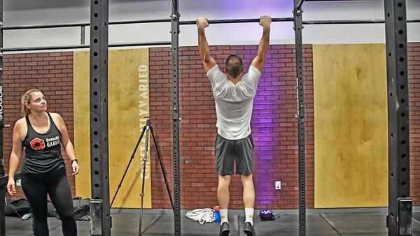 CrossFit Gamut
