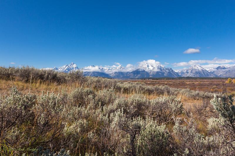 Grand Teton's .Teton National Park