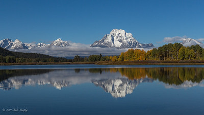 Teton National Park, Oxbow Bend