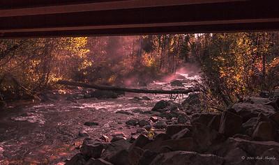Morning Light. Teton National Park