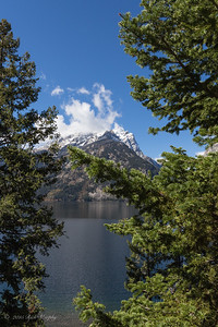 Jenny Lake. Teton National Park