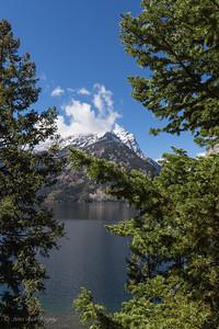 Jenny Lake. Teton National Park