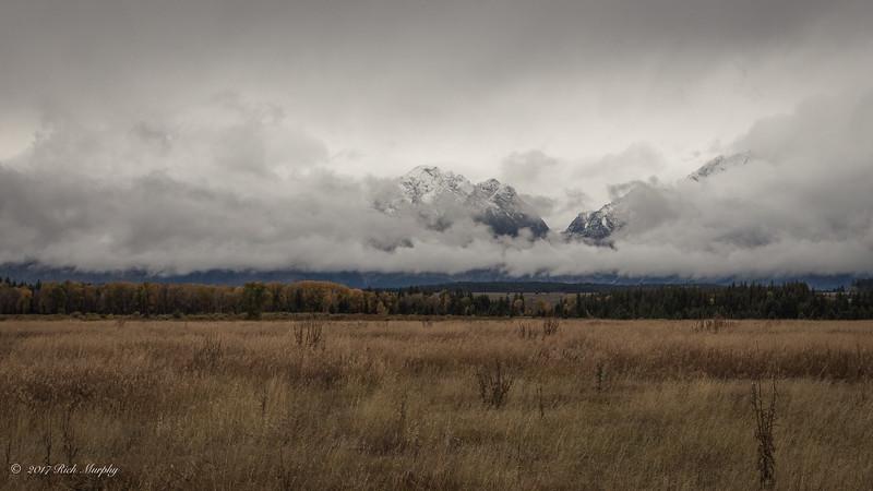 First Taste of Winter. Teton National Park