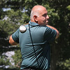 Lynn, Ma 9-17-17. Rick Chipouras was in first place at the time this shot was taken during the GC Gold Classic at Gannon Golf Club.