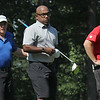 Lynn, Ma. 9-17-17. Kevon Kennedy, Jay Jayawardena, and Rob Thomas during the Gannon GC Classic.