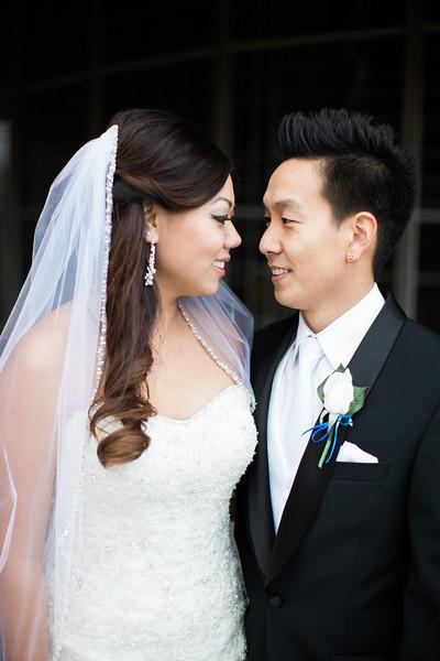 Gao + Frank Wedding
