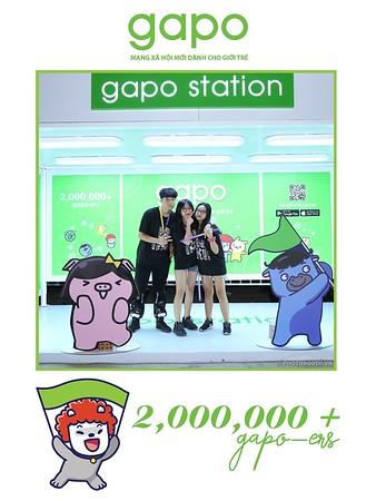 gapo.vn | Gapo Station instant print photobooth @ Phieu Concert | Chụp ảnh in hình lấy liền Sự kiện tại TP. HCM | Photobooth Saigon