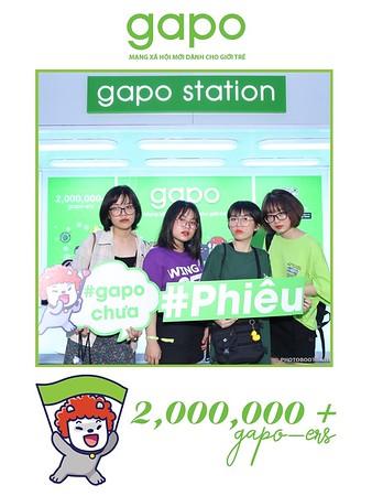 gapo.vn   Gapo Station instant print photobooth @ Phieu Concert   Chụp ảnh in hình lấy liền Sự kiện tại TP. HCM   Photobooth Saigon
