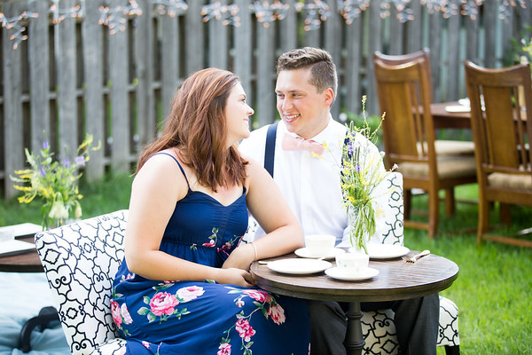 Garden Party 006 | Nicole Marie Photography