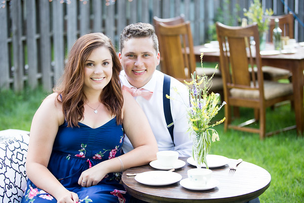 Garden Party 001 | Nicole Marie Photography