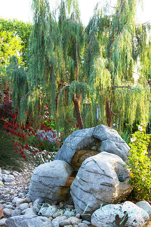 Rock Scape fountain_001