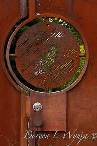 Rusty entry gate_9016