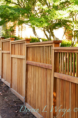 cedar capped fence_2262
