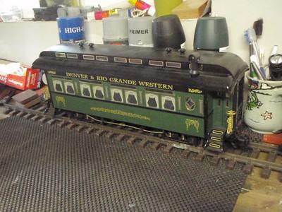 Garden Railroad 2011