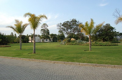 The Lawns out Front