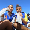 Robin Kayster (13) & Hillmary Damons (13) from Paciltzdorp Primary School.