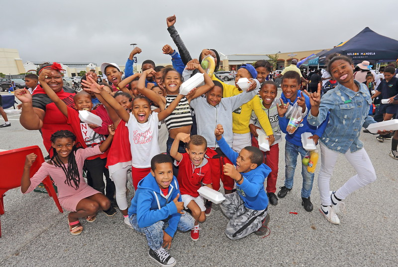 Winners, Waboomskraal Primary School.