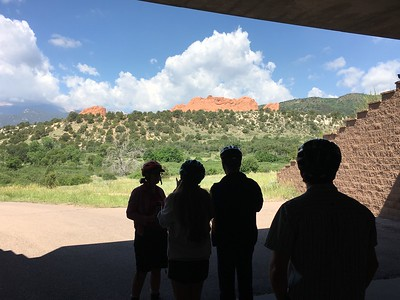 Garden of the Gods, June 2017