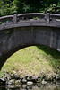 This bridge is the second oldest amongst ones with a round arch.  The oldest one is located in Okinawa.  These bridges are designed by Chinese architects because Japanese architects could not design such bridges on those days.
