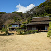 Rinshu-kaku, in-spring cottage 臨春閣