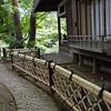 Bamboo Fense at Tea House