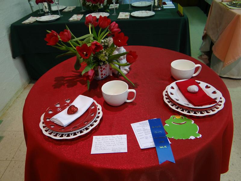 Design, Table Artistry