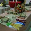 Table artistry, Winner