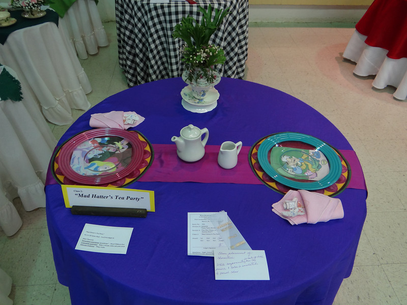 "Table Artistry, ""Fairy Tales Revisited"""
