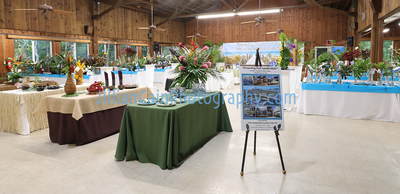 "Fort Lauderdale Garden Club Standard Flower Show, ""Presenting Fort Lauderdale 2020"""