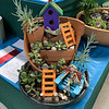 "New category at the show ""Fairy Gardens"""