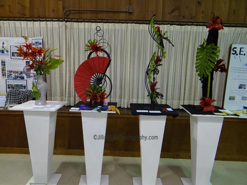 The design columns