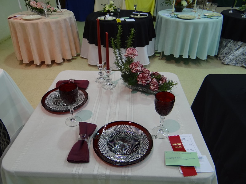Table setting design