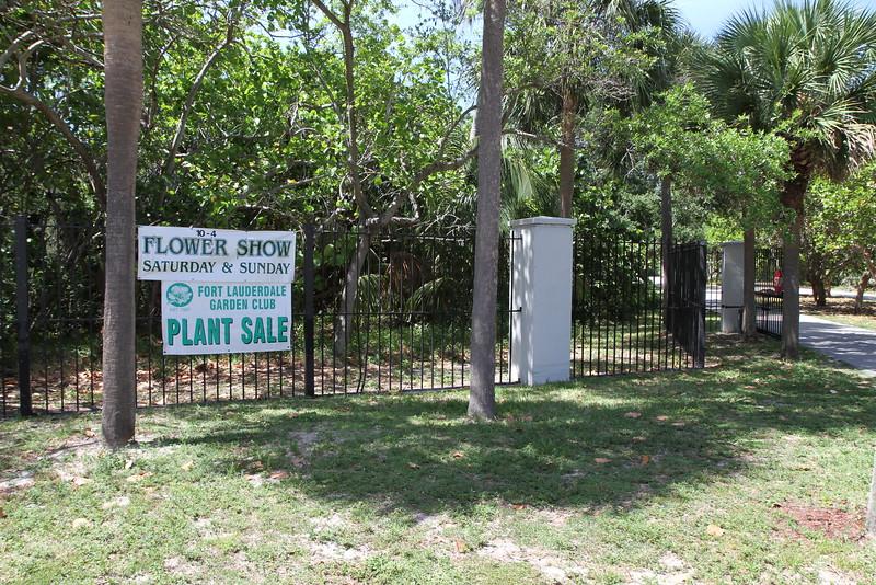 Fort Lauderdale Garden Club Flower Show  April 9 & 10, 2016