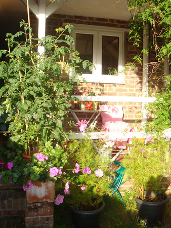 Gardeners Cottage 2009