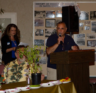 Ken Borelli greeted the attendees.