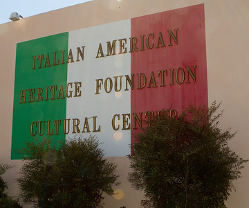 The Italian American Heritage Foundation building is on N 4th Street in San Jose, CA.