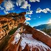 Giant Footprints - Garden of the Gods, Colorado Springs, CO