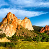 The Garden of the Gods (Pano)