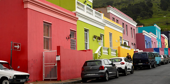 Bo-Kaap District, Cape Town