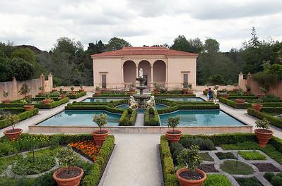 Italian Renaissance Garden Hamilton Gardens Hamilton New Zealand - 4 Nov 2006